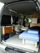 アールエフ 移動診療所