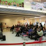 空港コンサート